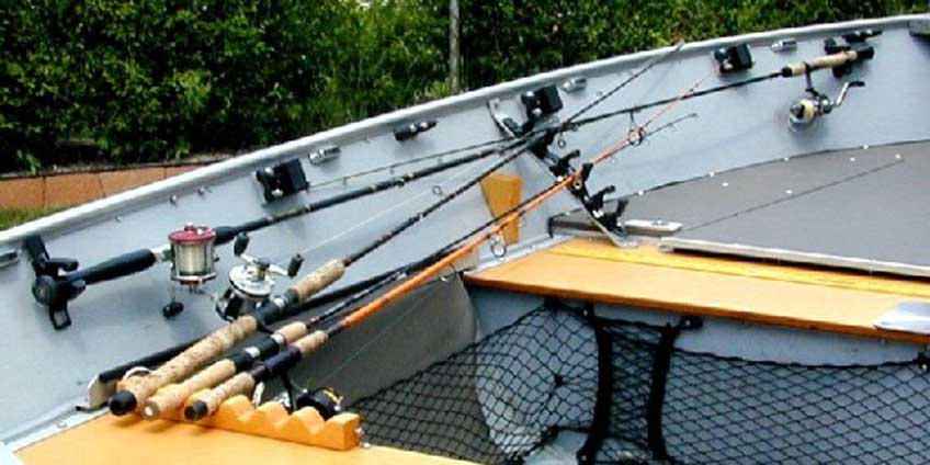 Small fishing boat storage ideas maintenance tips for Best way to store an outboard motor